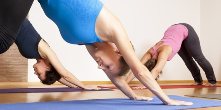 Yoga in Stellingen